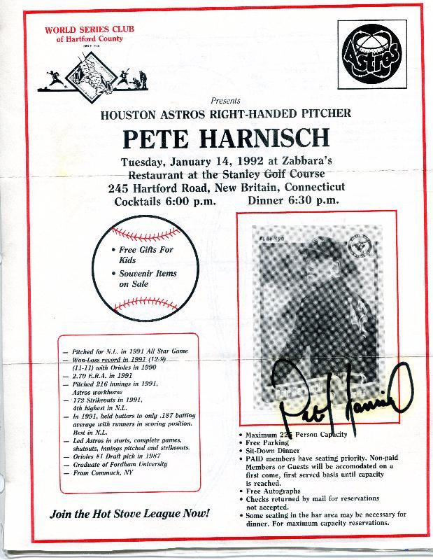 19920114 Pete Harnisch flyer.jpg