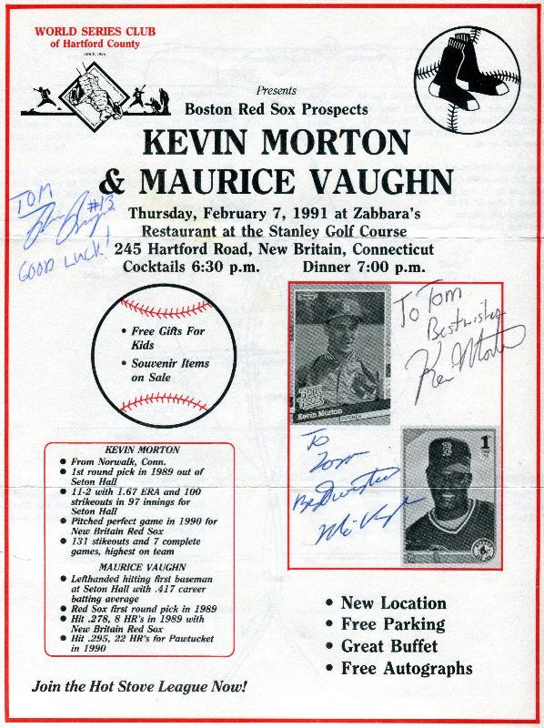19910207 Mo Vaughn flyer.jpg