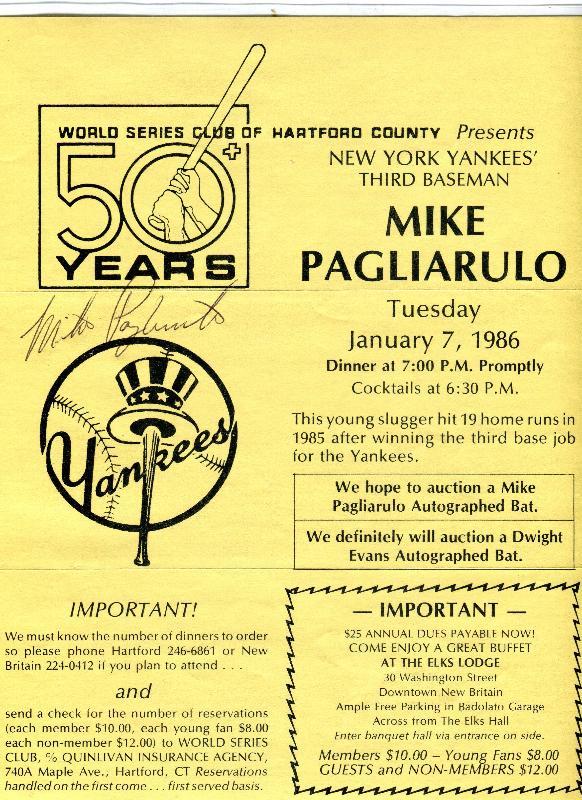 19860107 Mike Pagliarulo flyer.jpg