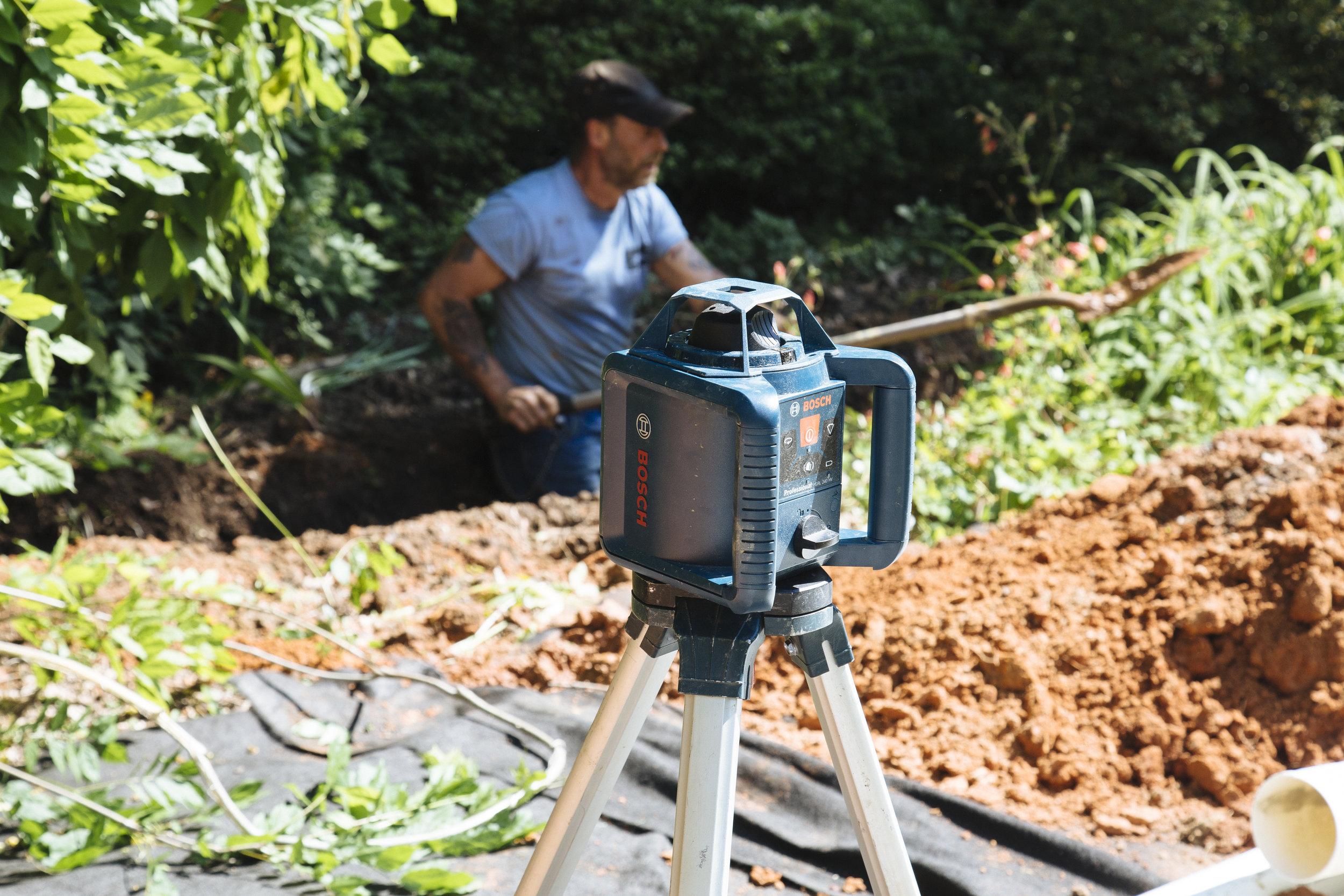 Drainage Assessment Asheville North Carolina