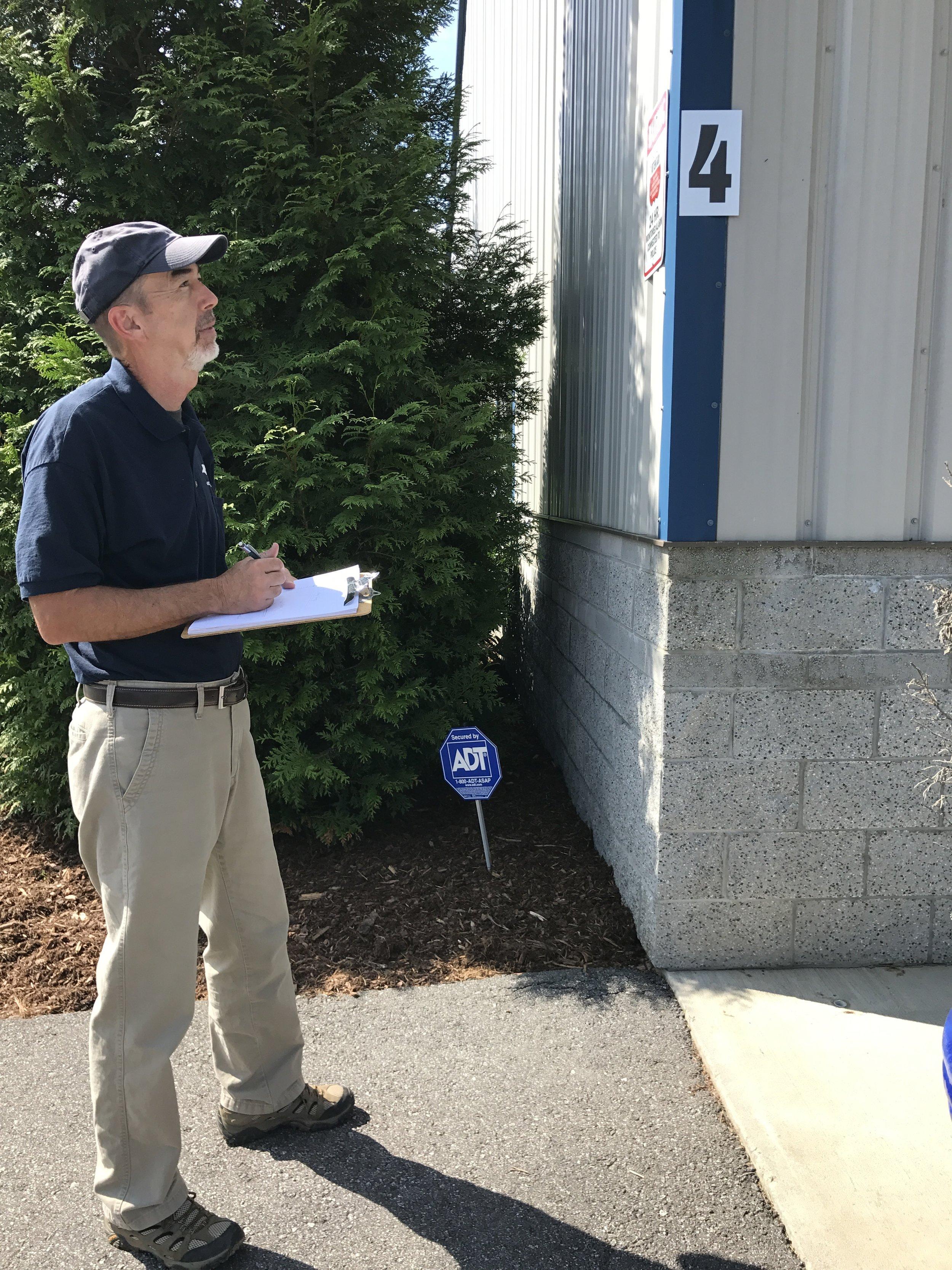 Insurance Claim Estimator Asheville, NC