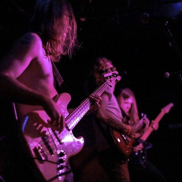 Suns out guns out #ferda boys #live #nip #pig #bass #rockband #hardrock #rabbithole #mercurygarden #loudmusic #music #musicians #venue #annarbor #a2 #michigan #localmusic