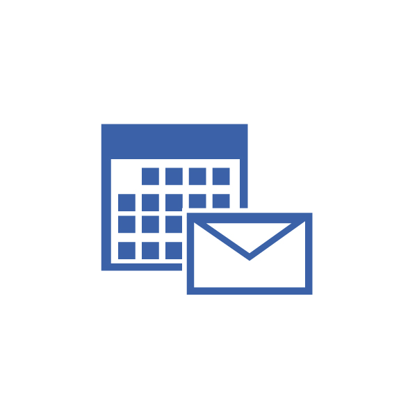 Email & Calendaring - Use business-class email through an Outlook experience you can access from your desktop or from a web browser.