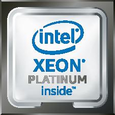 powered by Intel® Xeon® Platinum processor(s)