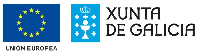 Ayudas a la promoción del empleo autónomo. Operación cofinanciada por la Unión Europea. PO Fondo Social Europeo Galicia 2014-2020. Obtener formación y un empleo de calidad. El FSE invierte en tu futuro.