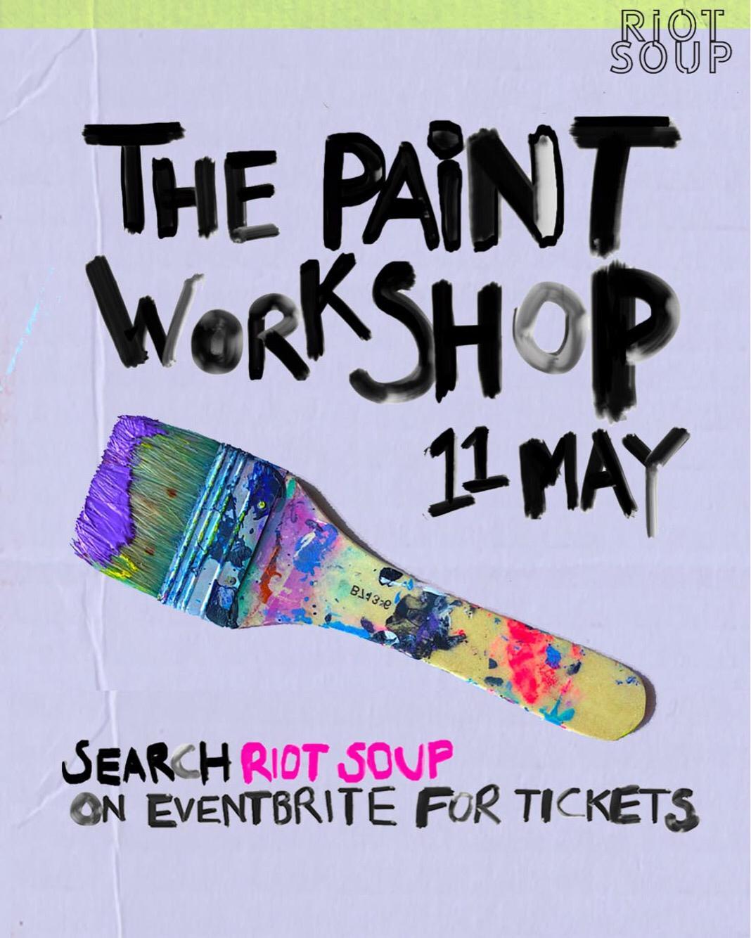 RiotSoup painting 11may.JPG
