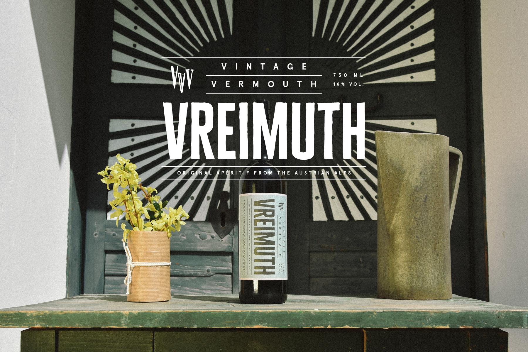 Vintage Vermouth Vreimuth