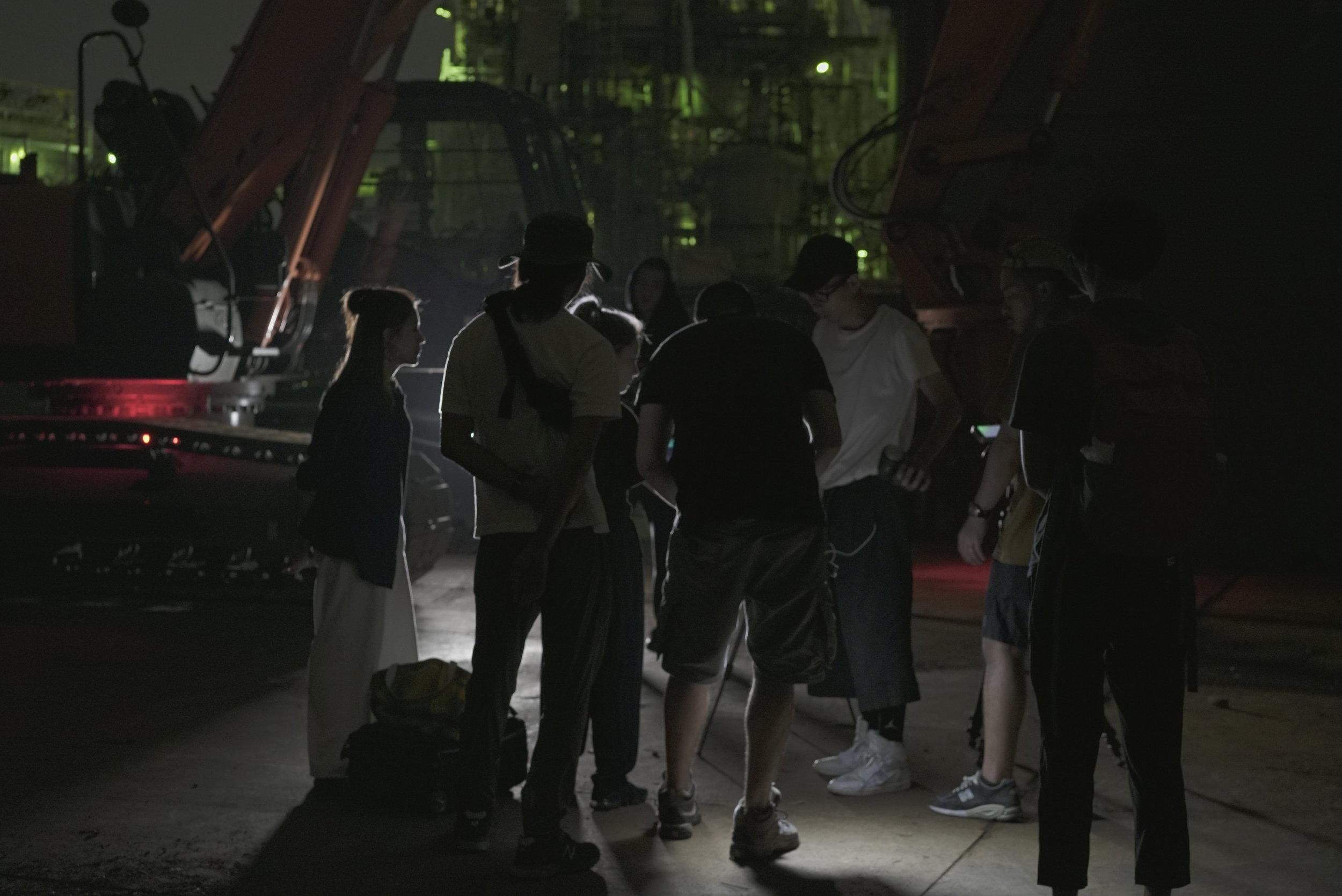 Capsule48 worked with Shanghai-based photographers 'NK7' and 'floatfish', along with Hong Kong-based cinematographer Tim Richardson.
