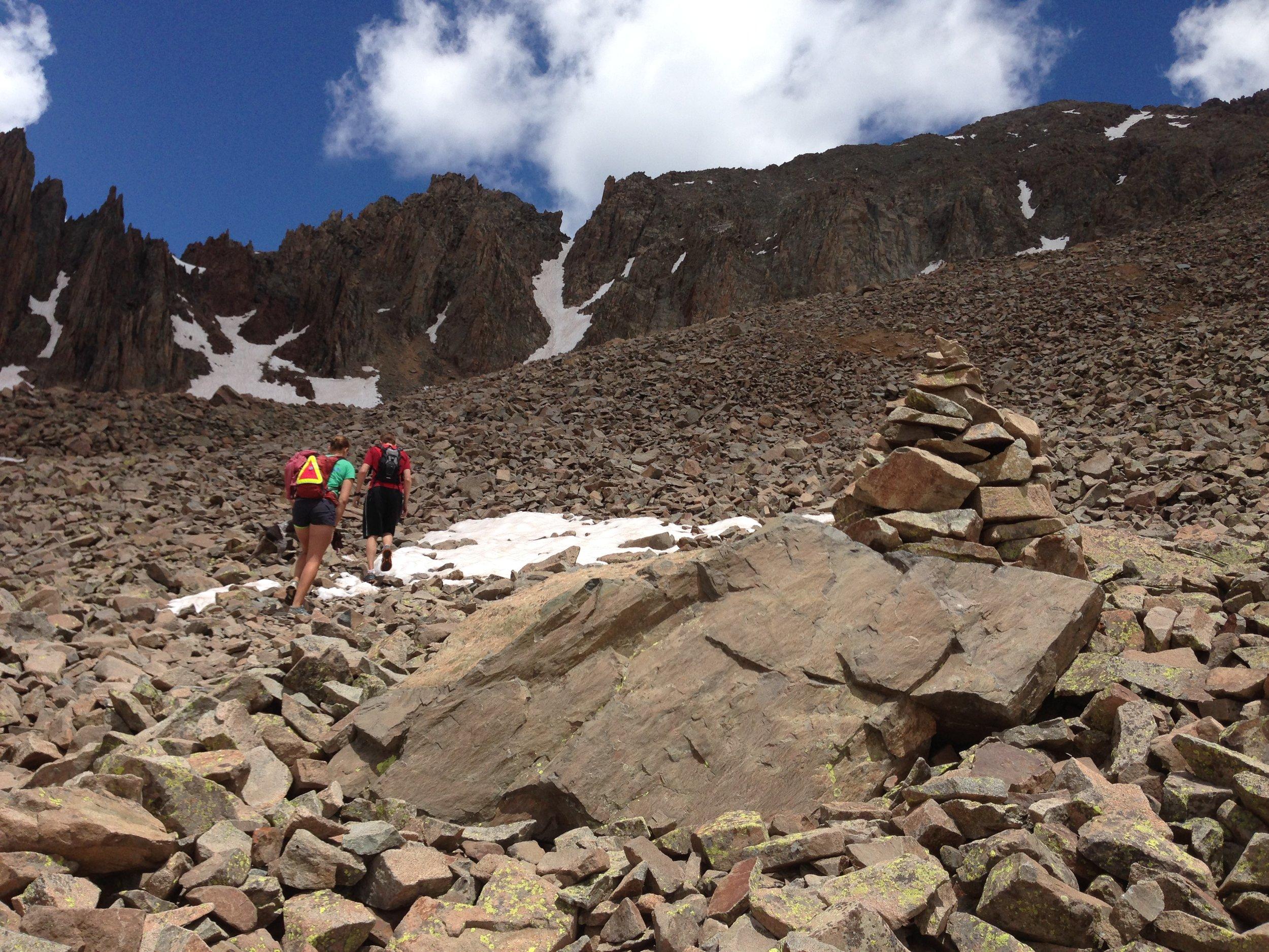 Mt Sneffels CO