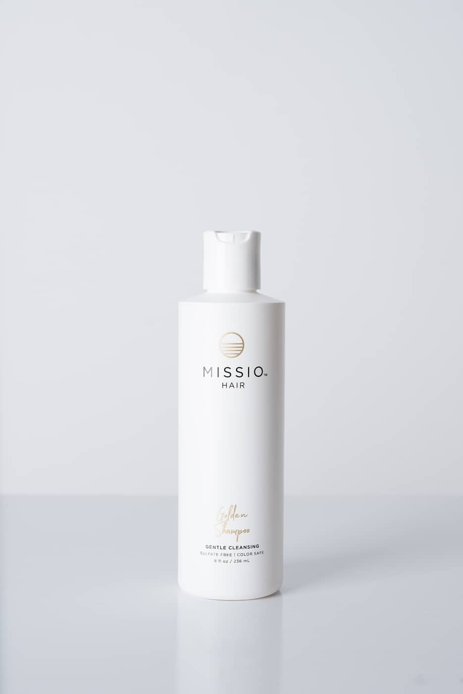 - GOLDEN SHAMPOO - GENTLE CLEANSING