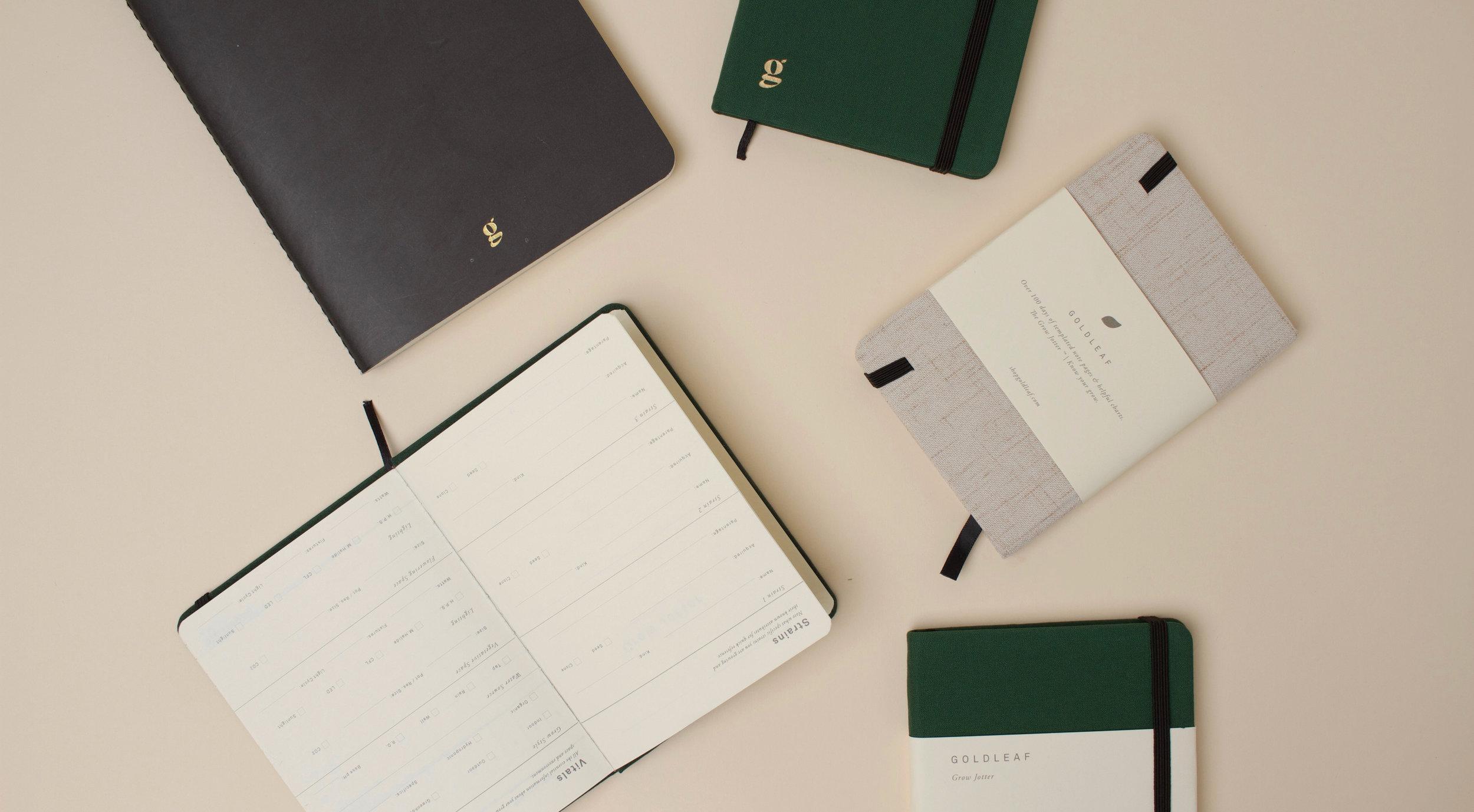 Goldleaf Journals
