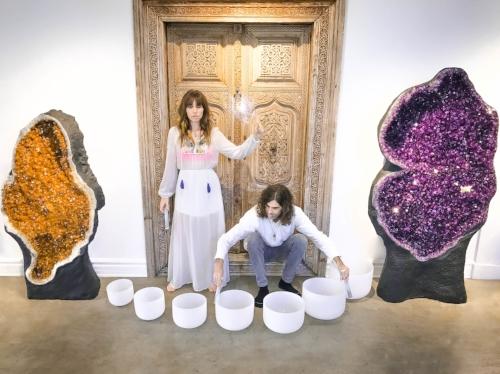Dynasty Electrik Crystal Sound Bath
