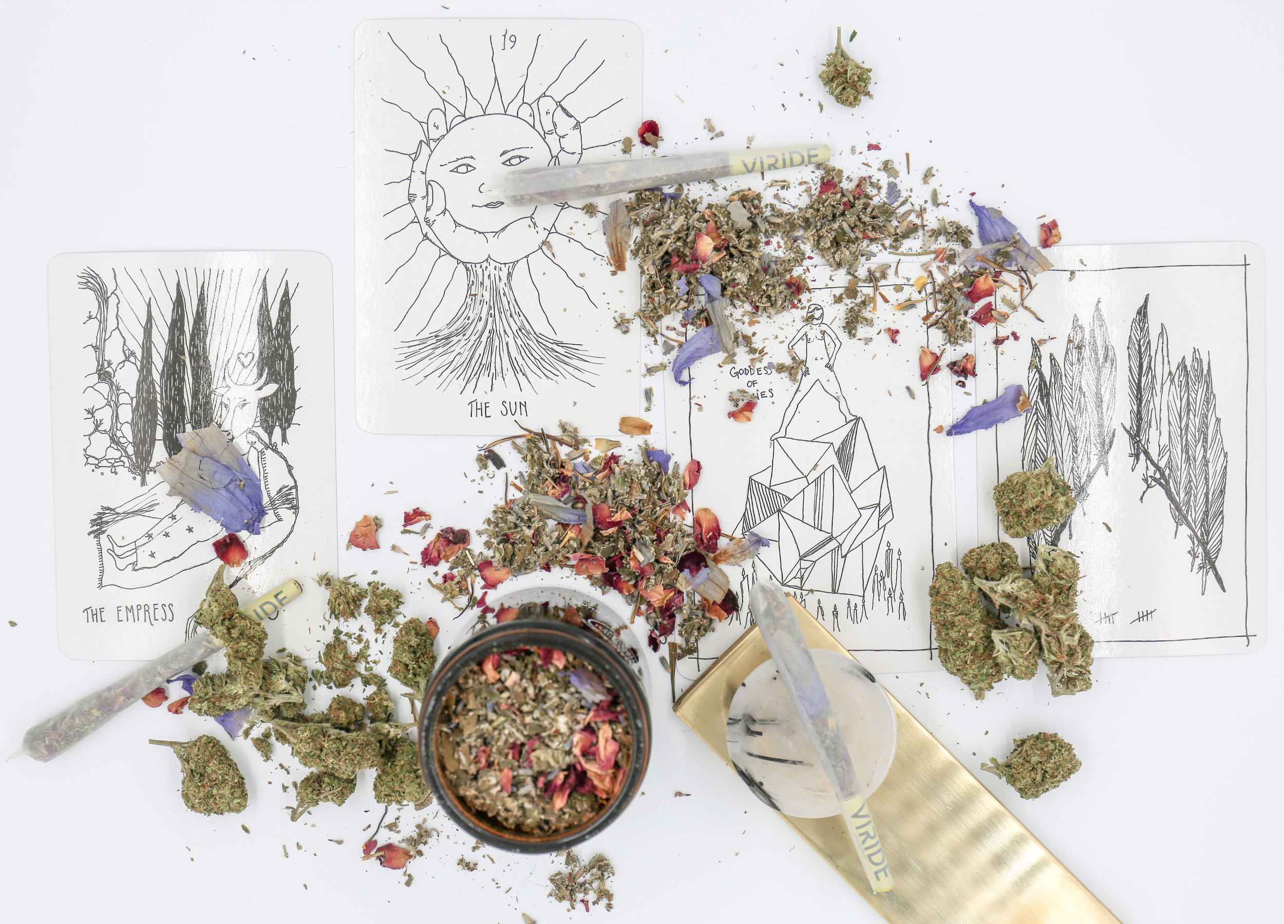 Cannabis Strains of the Times for Each of the Zodiac Signs