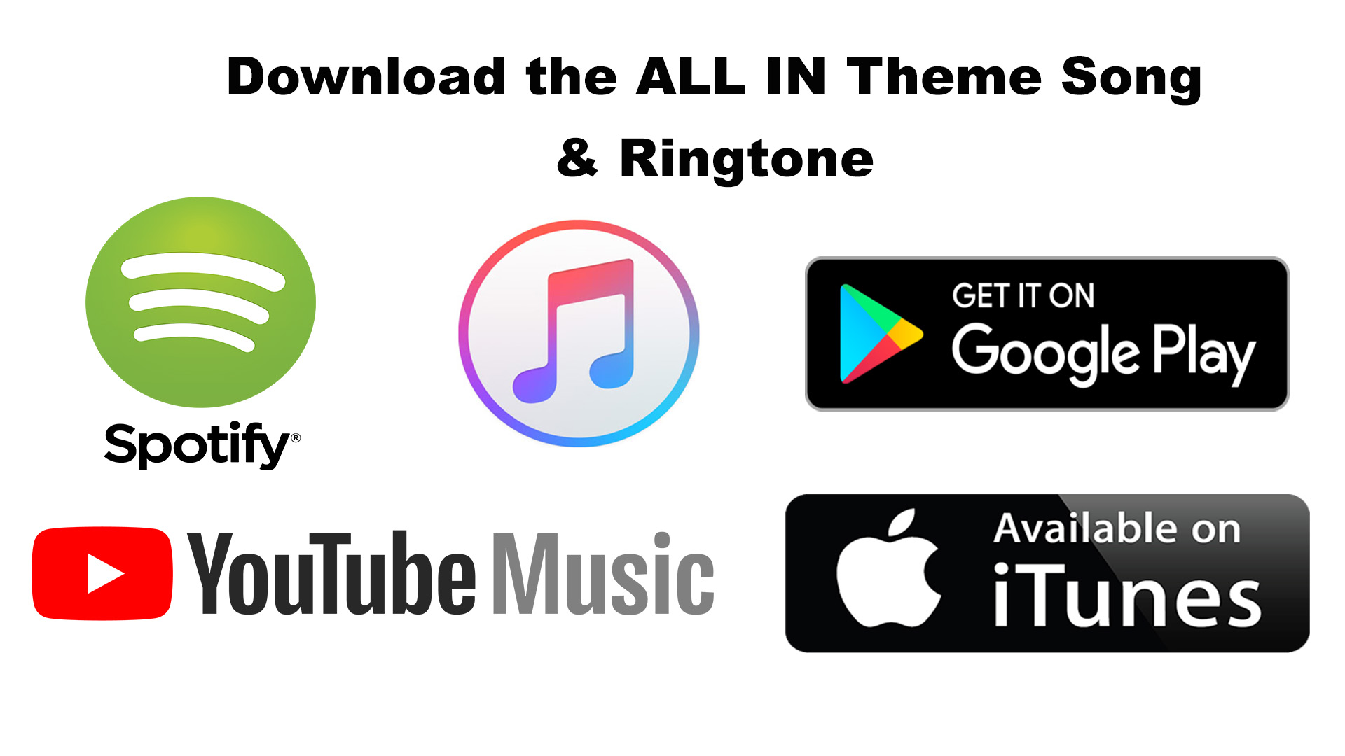 ALL IN Theme Song -