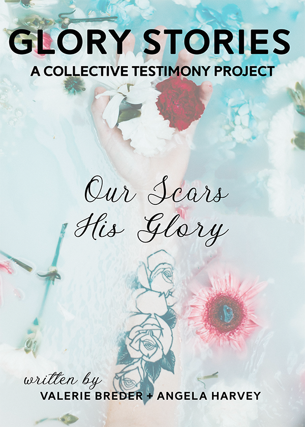 Generations, A Ministry to God's Daughters,has released its first book, Glory Stories! -
