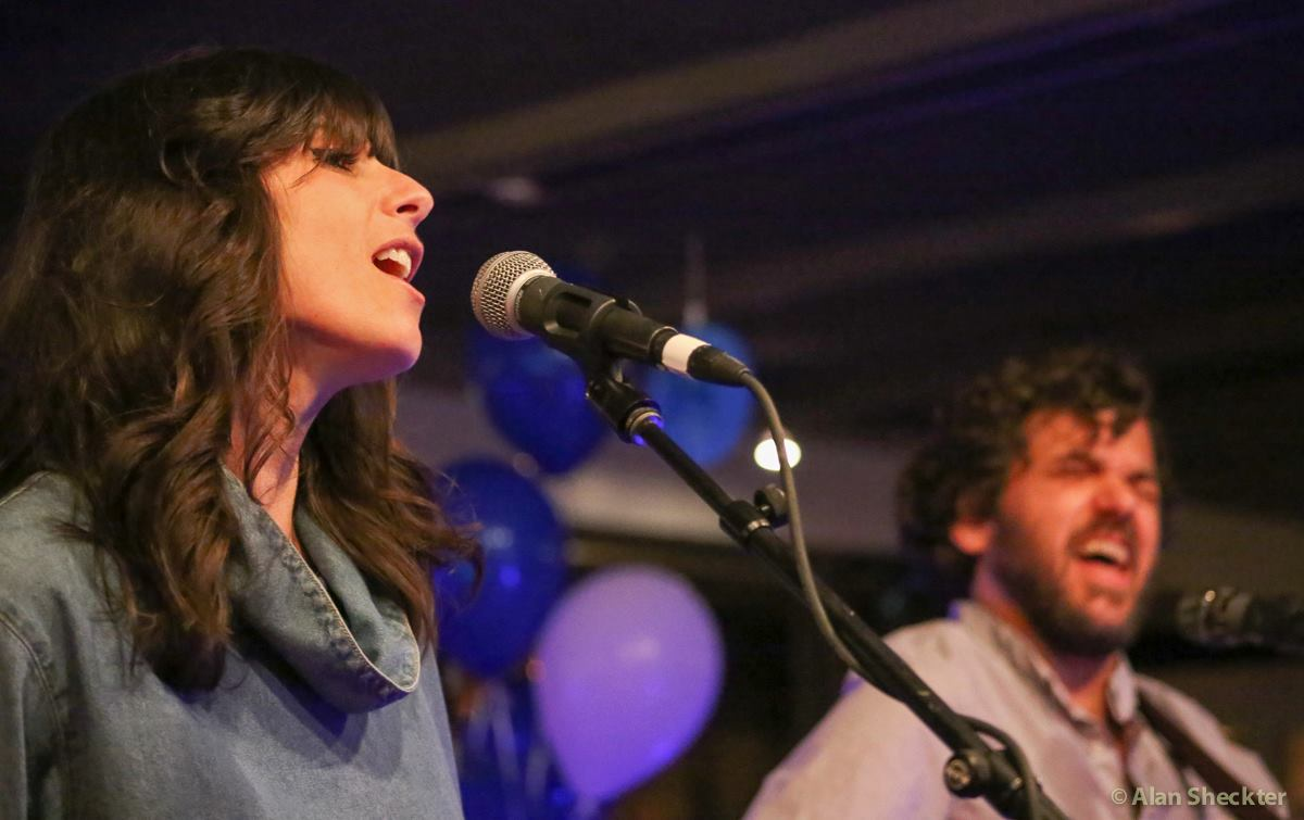 Scott Law, Nicki Bluhm & Ross James