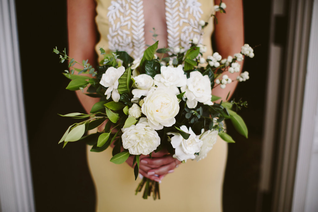 Featured Summer Bloom: Gardenia, Photo Credit:  Nicole Leveer