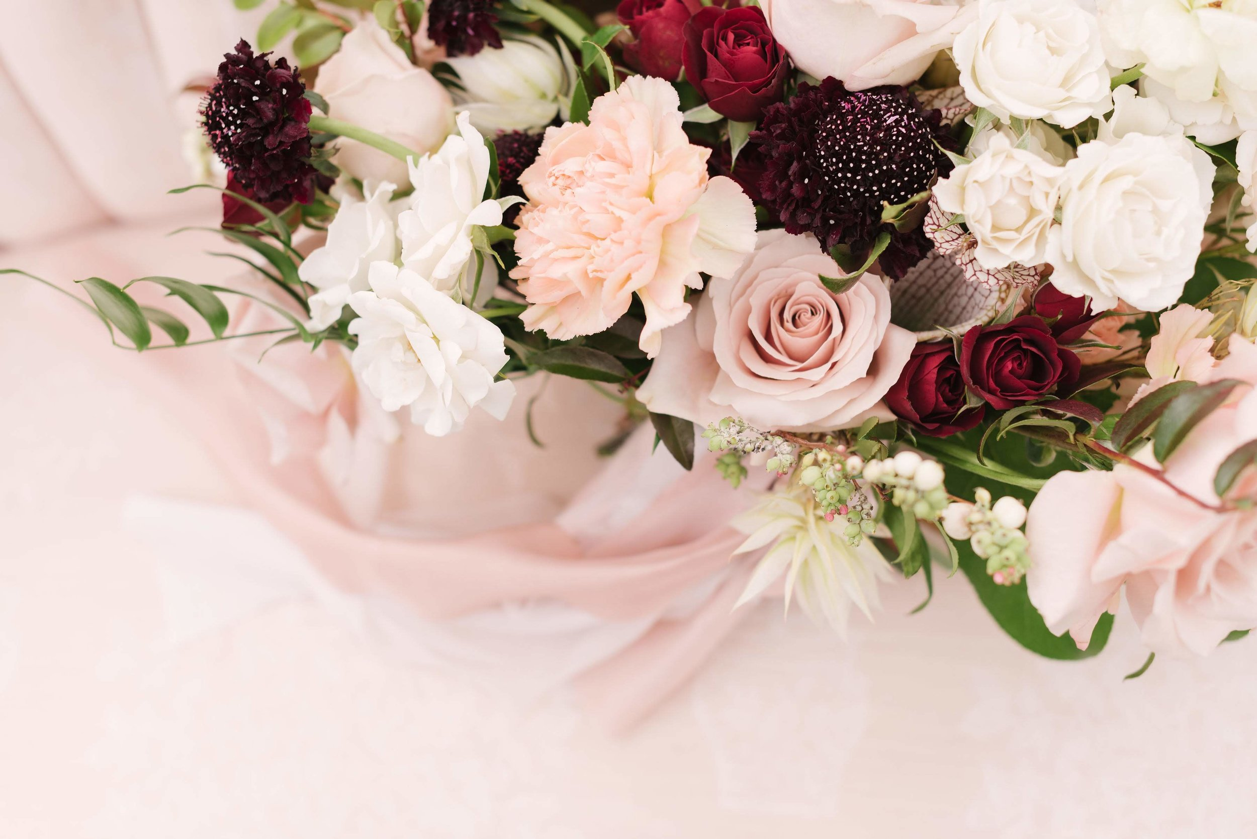 This bouquet deserves a second look!