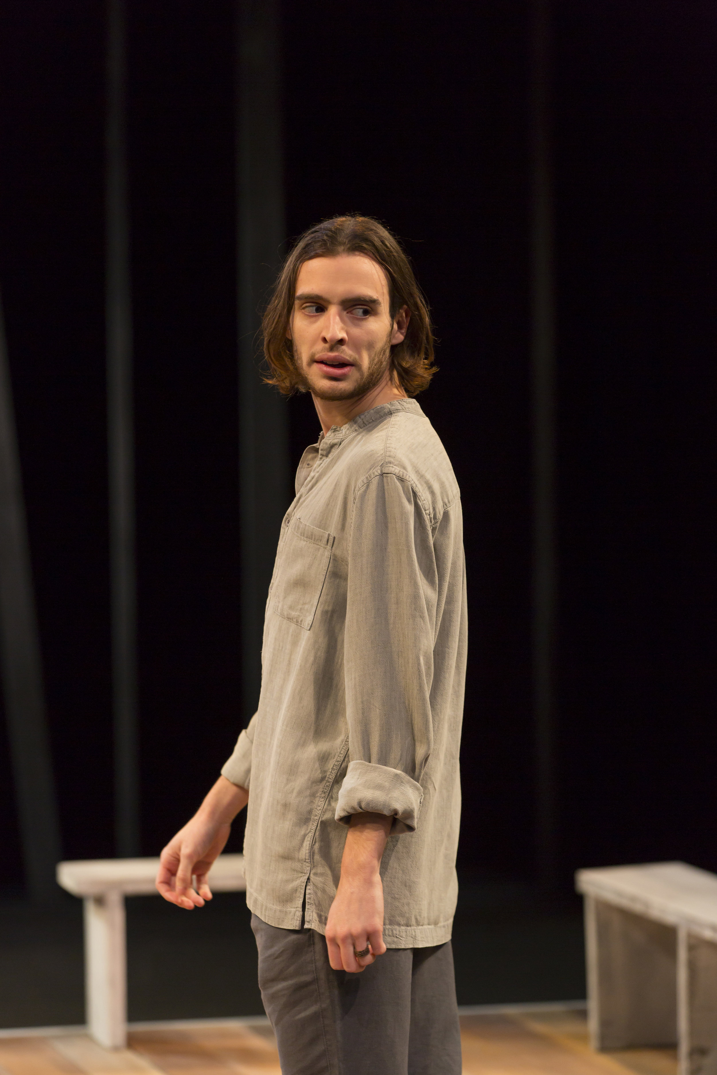 Dylan Frederick as CLAUDE