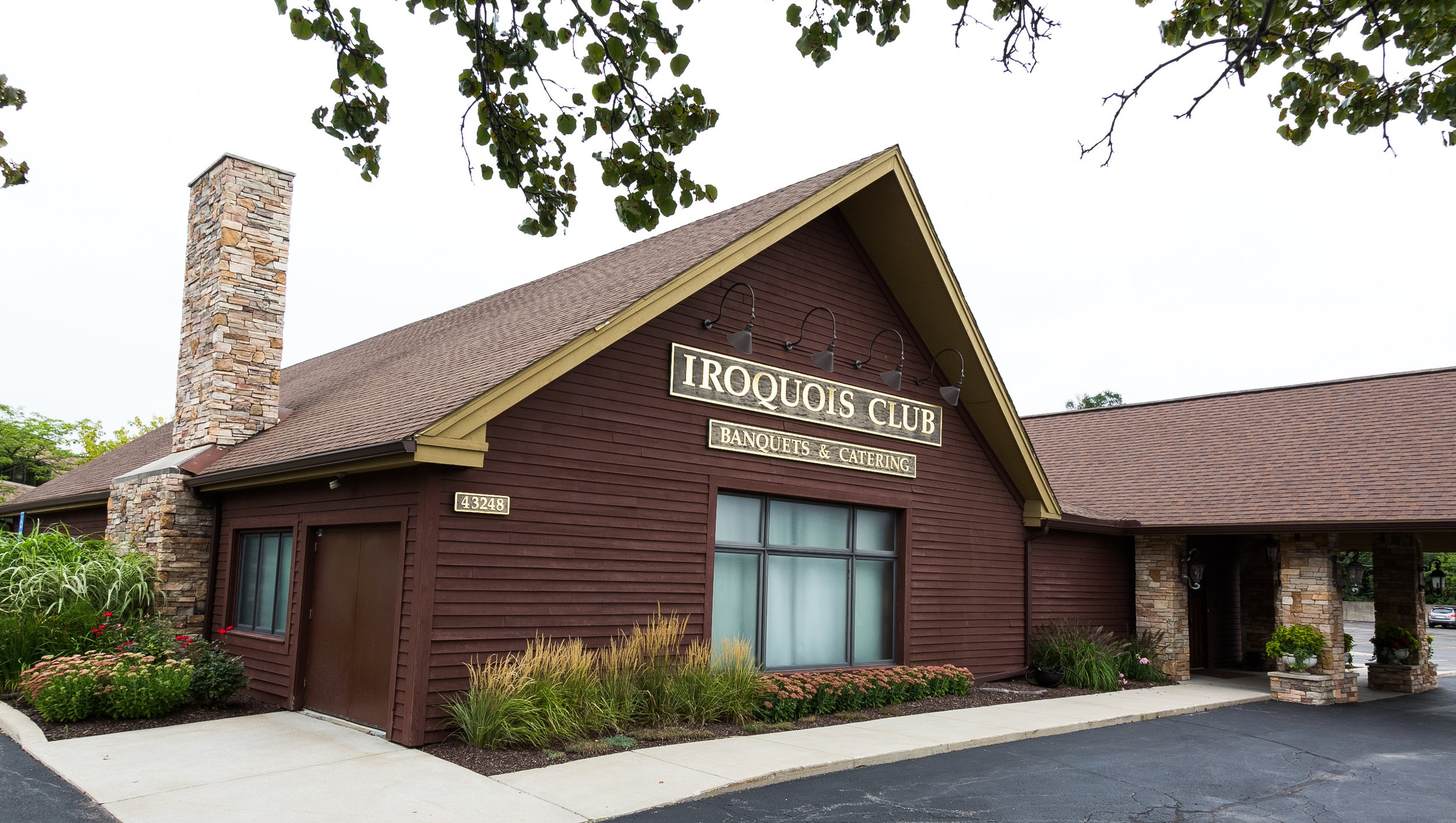 The Iroquois Club   Bloomfield Hills Michigan