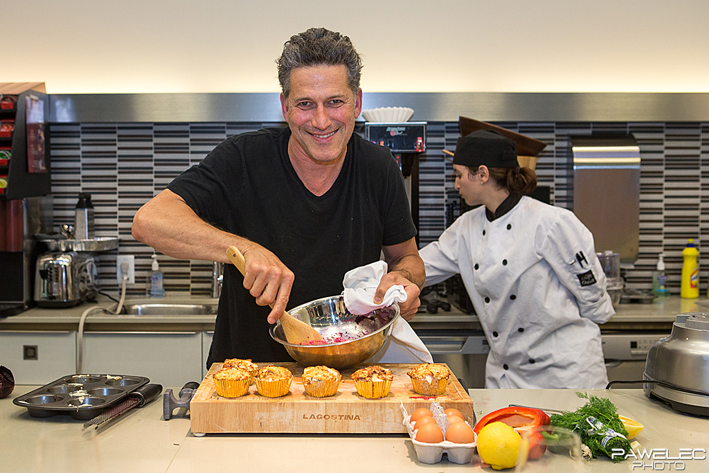 Food Network's Bob Blumer for Second Harvest