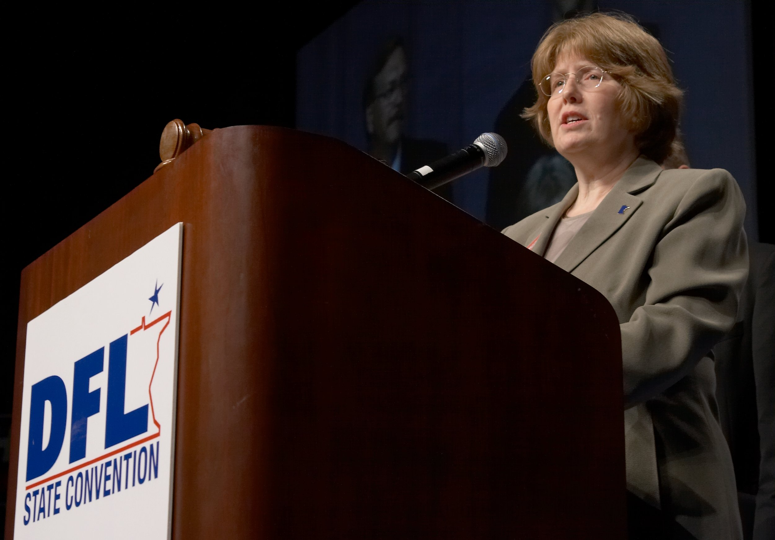 Speaking at DFL convention06.jpg