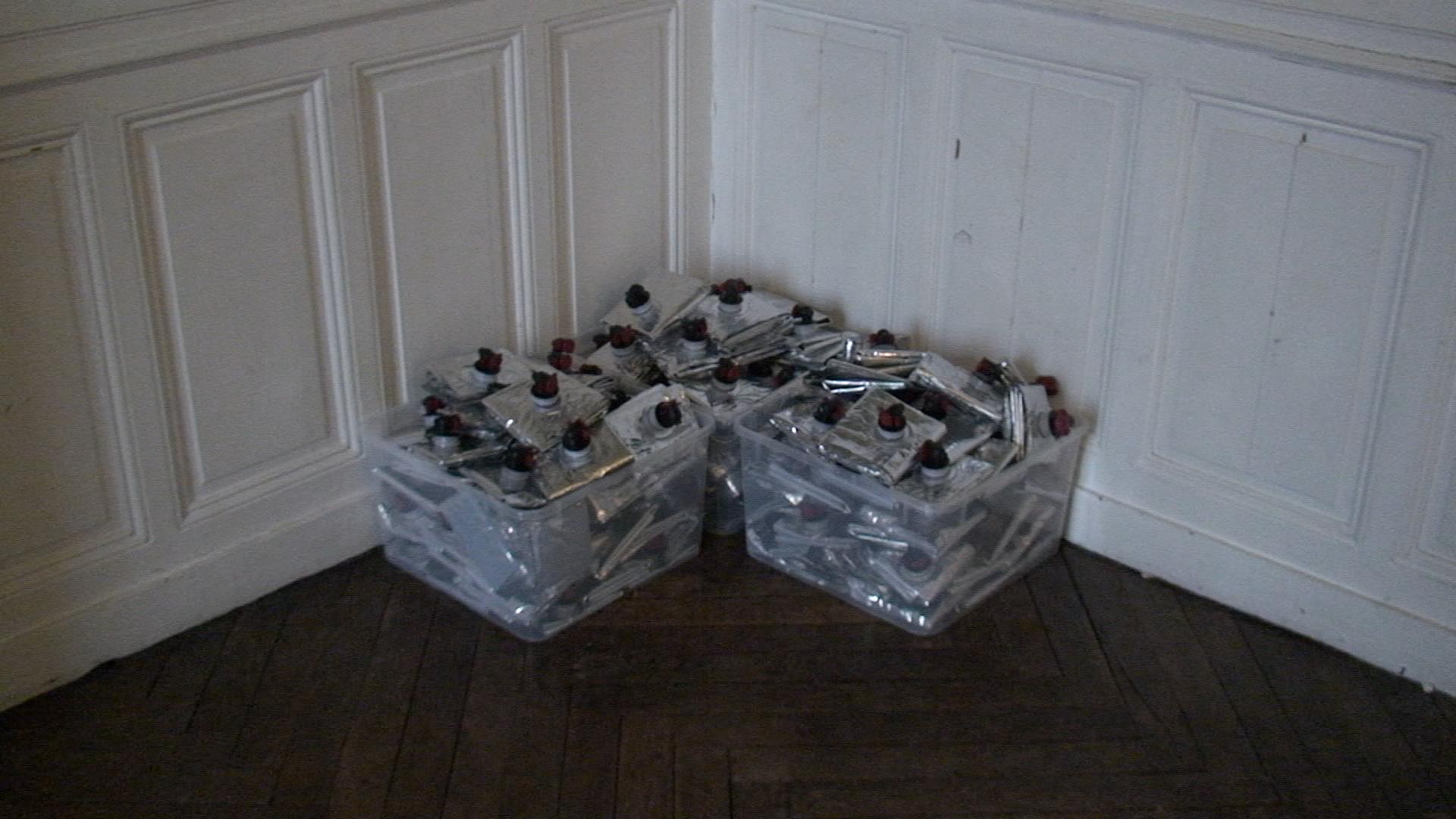 Antonin Gerson , 1,432 Mètres Cubes , 2013