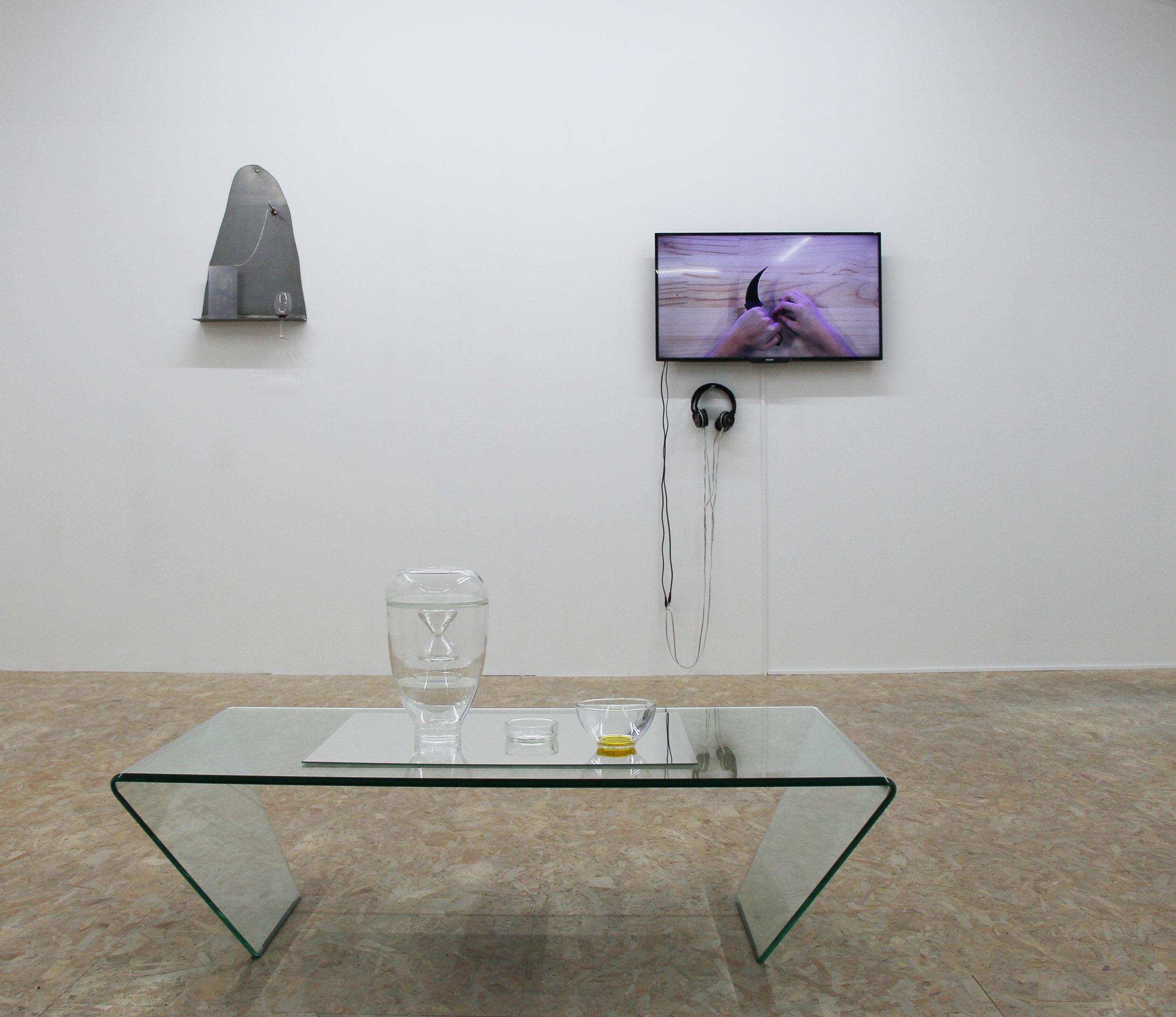 Exhibition view :  DULCINEA