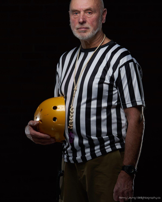 Put on the Striped Shirt -