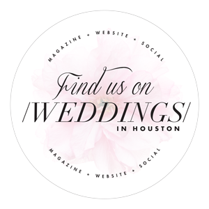 An award-winning, custom-curated, beautifully designed publication available at newsstands, bookstores and fine wedding retailers throughout the Greater Houston Area.