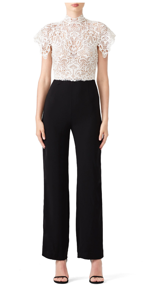 Lace Juliana Jumpsuit