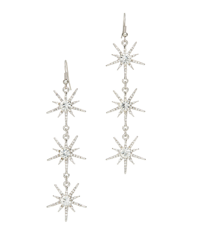 Star Burst Earrings