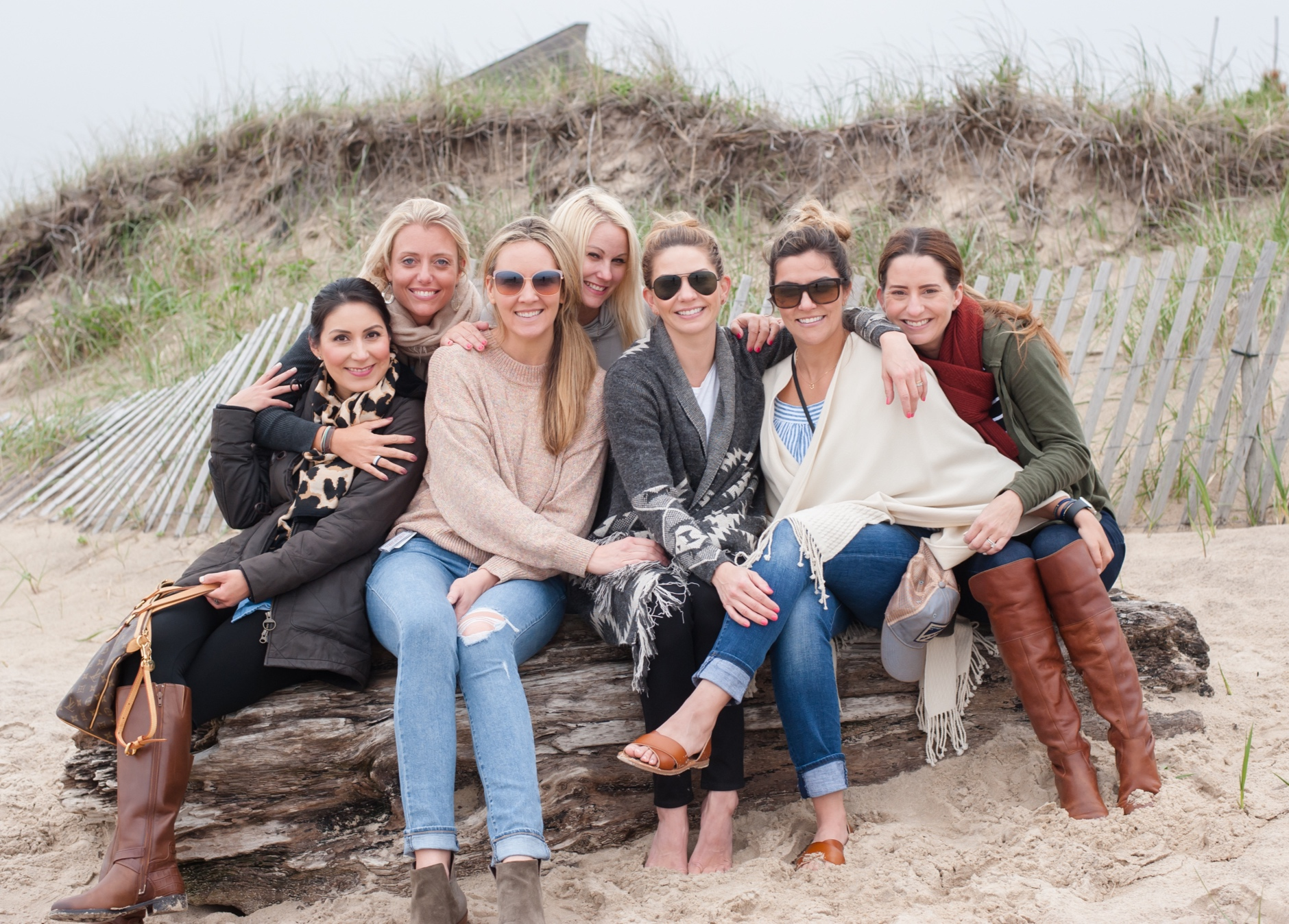 All of us on our last day - Montauk, NY