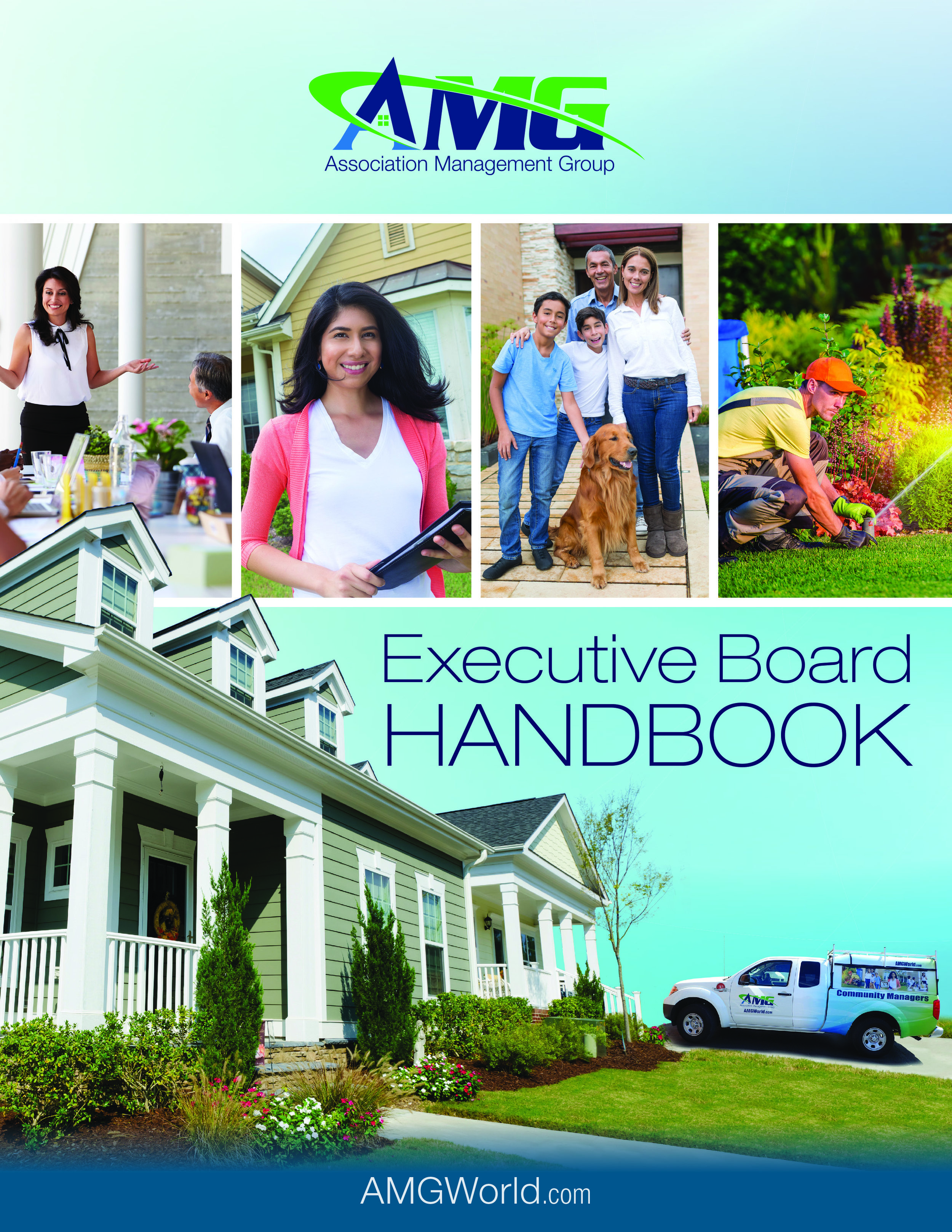 AMG Executive Board Handbook