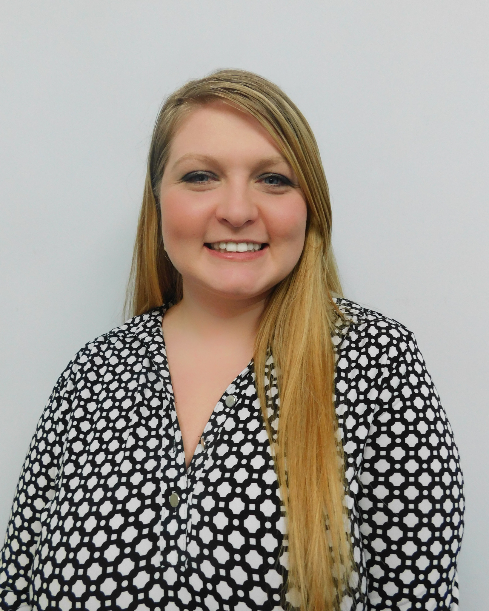 PHOTO CUTLINE: Crystal Beaman, AMG's newest Community Manager, recently achieved her AMS (Association Management Specialist) certification.