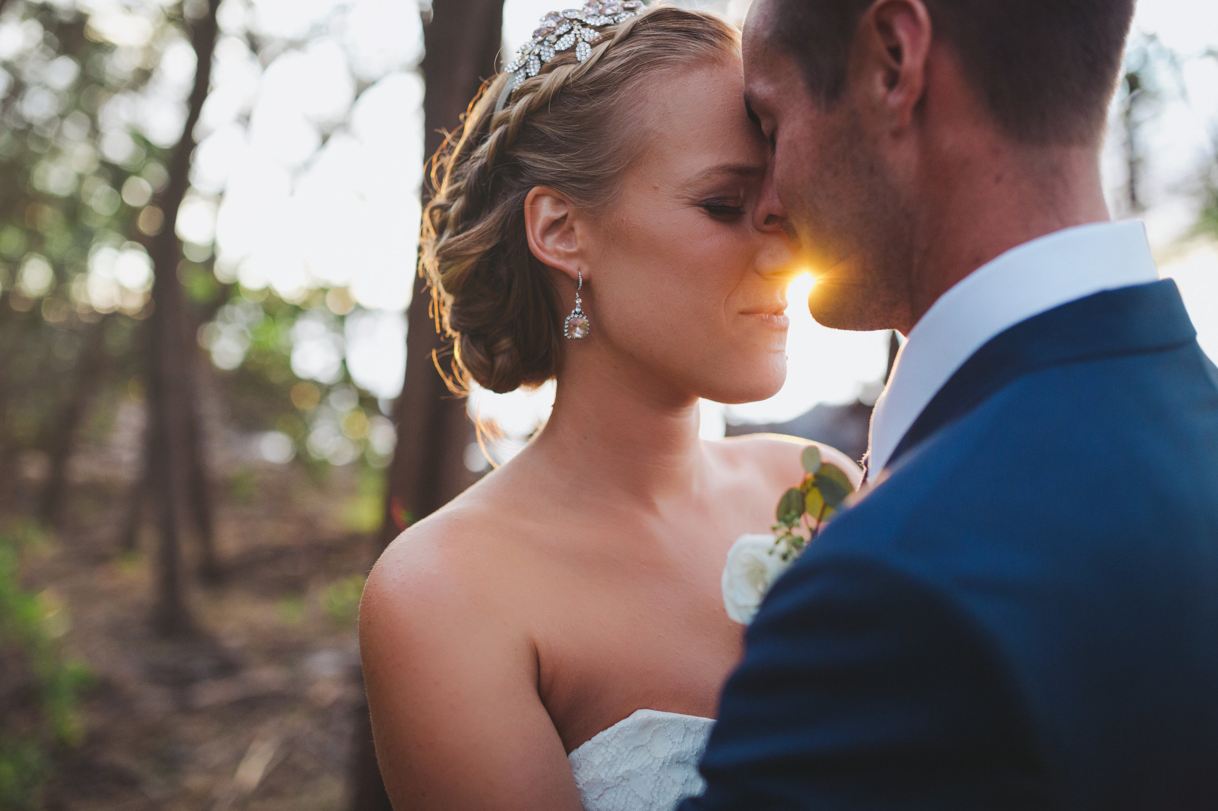 """From the moment I first stepped foot in the shop,to the day I picked up my dress, finding """"the one"""" could not have been a more lovely experience.Thank you for making me feel like the most special bride, it was everything I could have imagined. ~ Barb"""