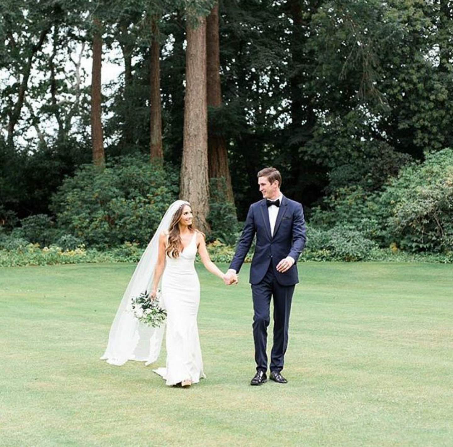 My dress was perfect. Thank you for everything!I got so many compliments and you were a dream to work with. ~ Marianne