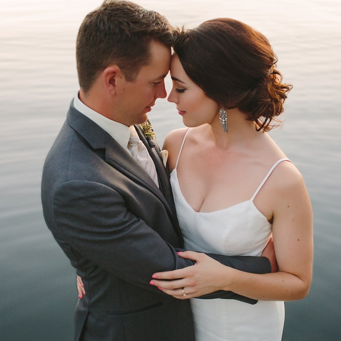 Everything about The White Peony, from the ambience to the gowns, makes me swoon; it is the epitome of what the bridal shop experience should look and feel like, and the customer service was unparalleled. ~ Jennifer