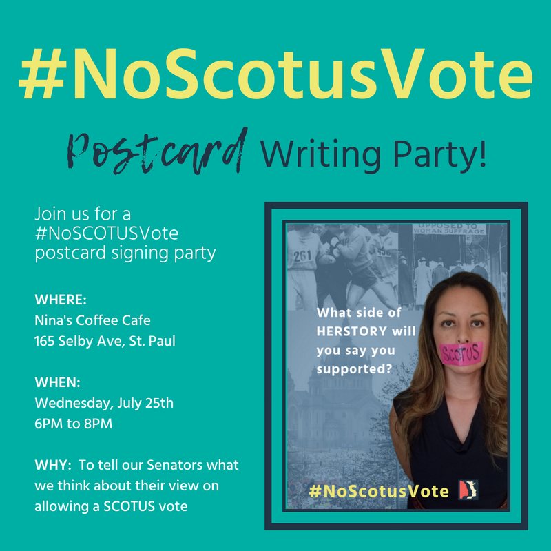 NOSCOTUSVOTE postcard writing party.png