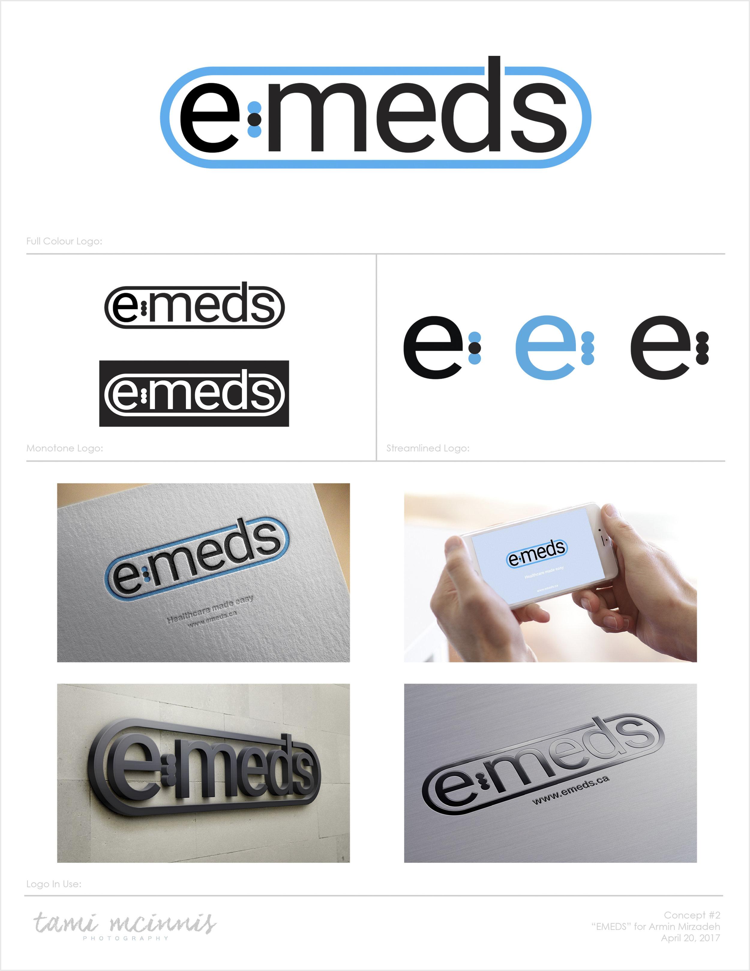 Logo Presentation (Page 2/3)