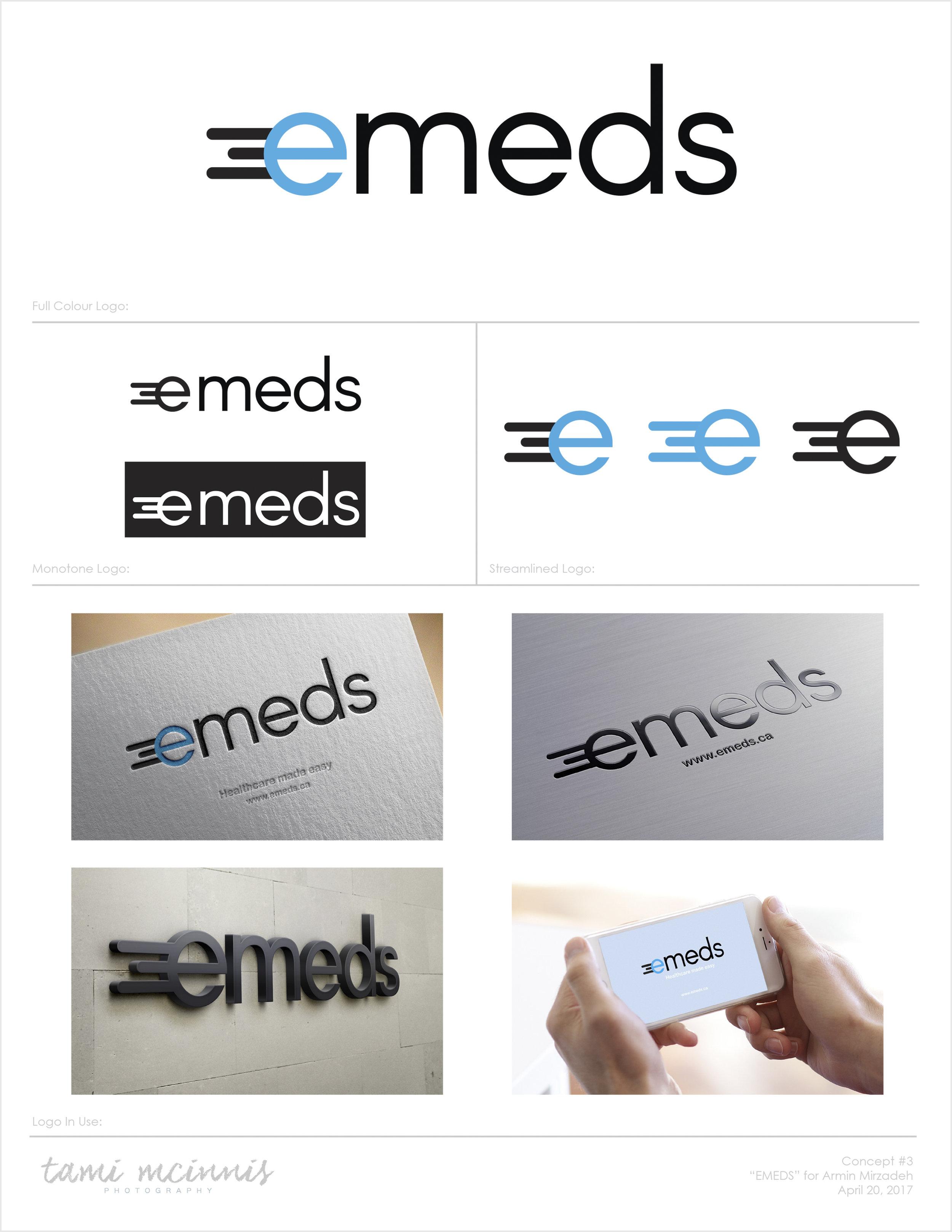 Logo Presentation (Page 3/3)