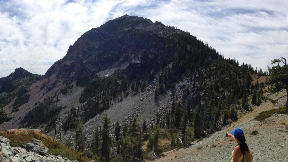Find yourself in the Siskiyou Wilderness