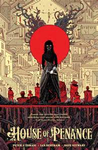 House of Penance by Peter Tomasi and Ian Bertram