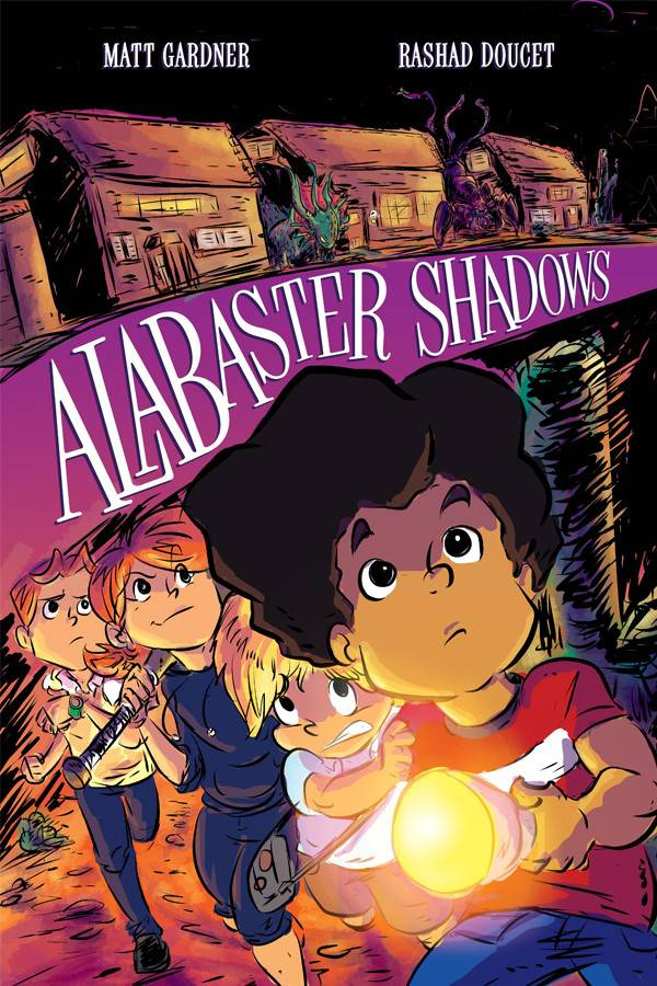 Alabaster Shadows by Matt Gardner and Rashad Doucet