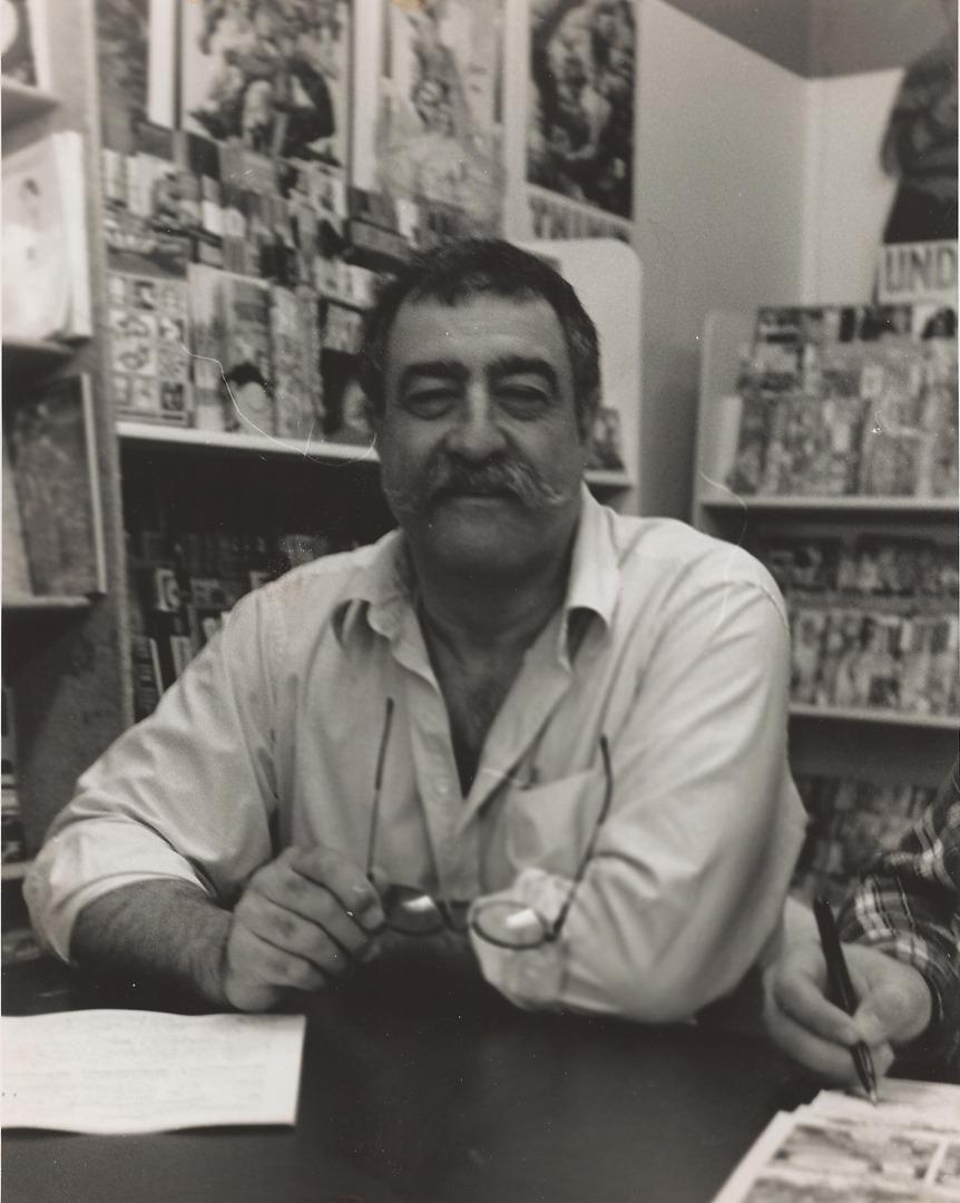 Sergio Argones