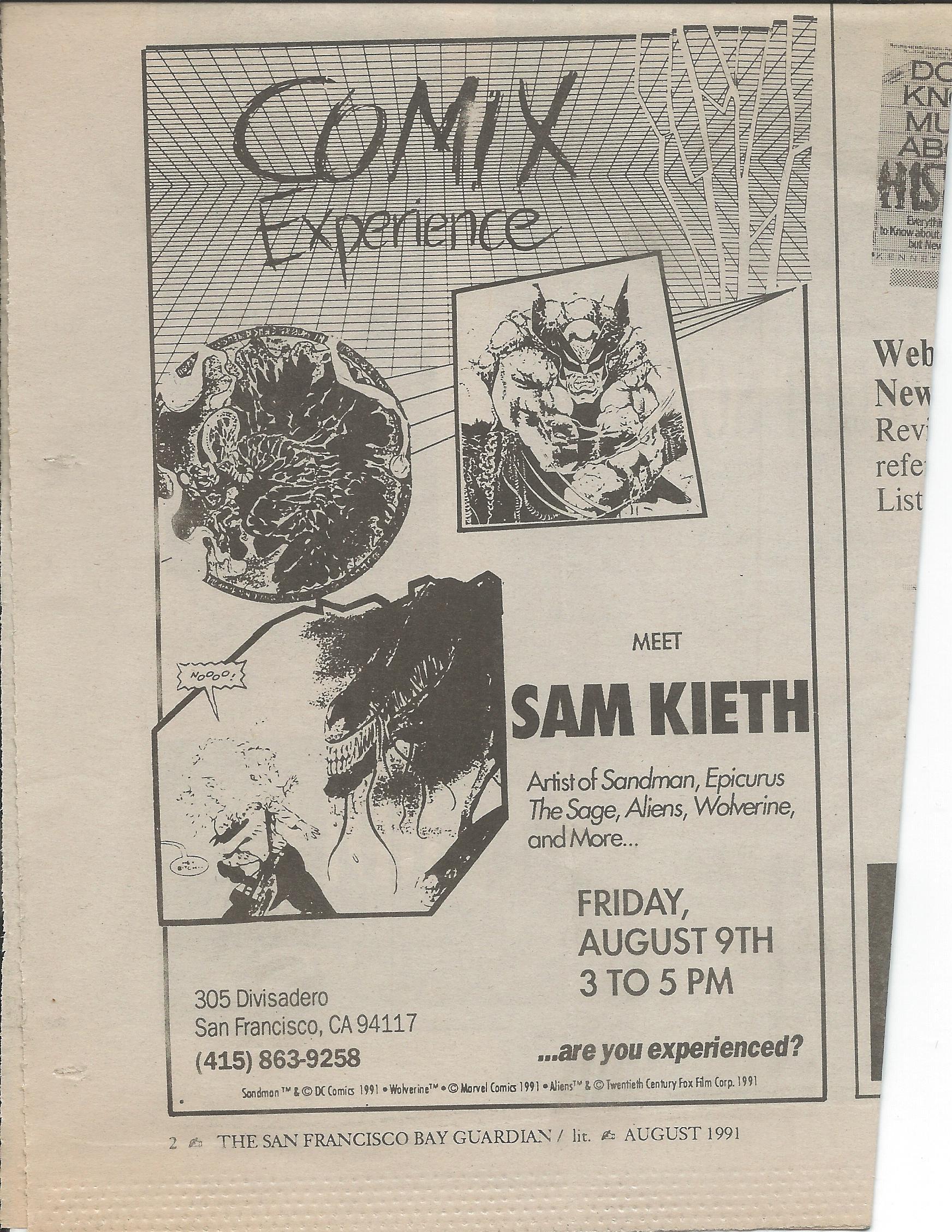 1991 0809 Sam Keith.jpg