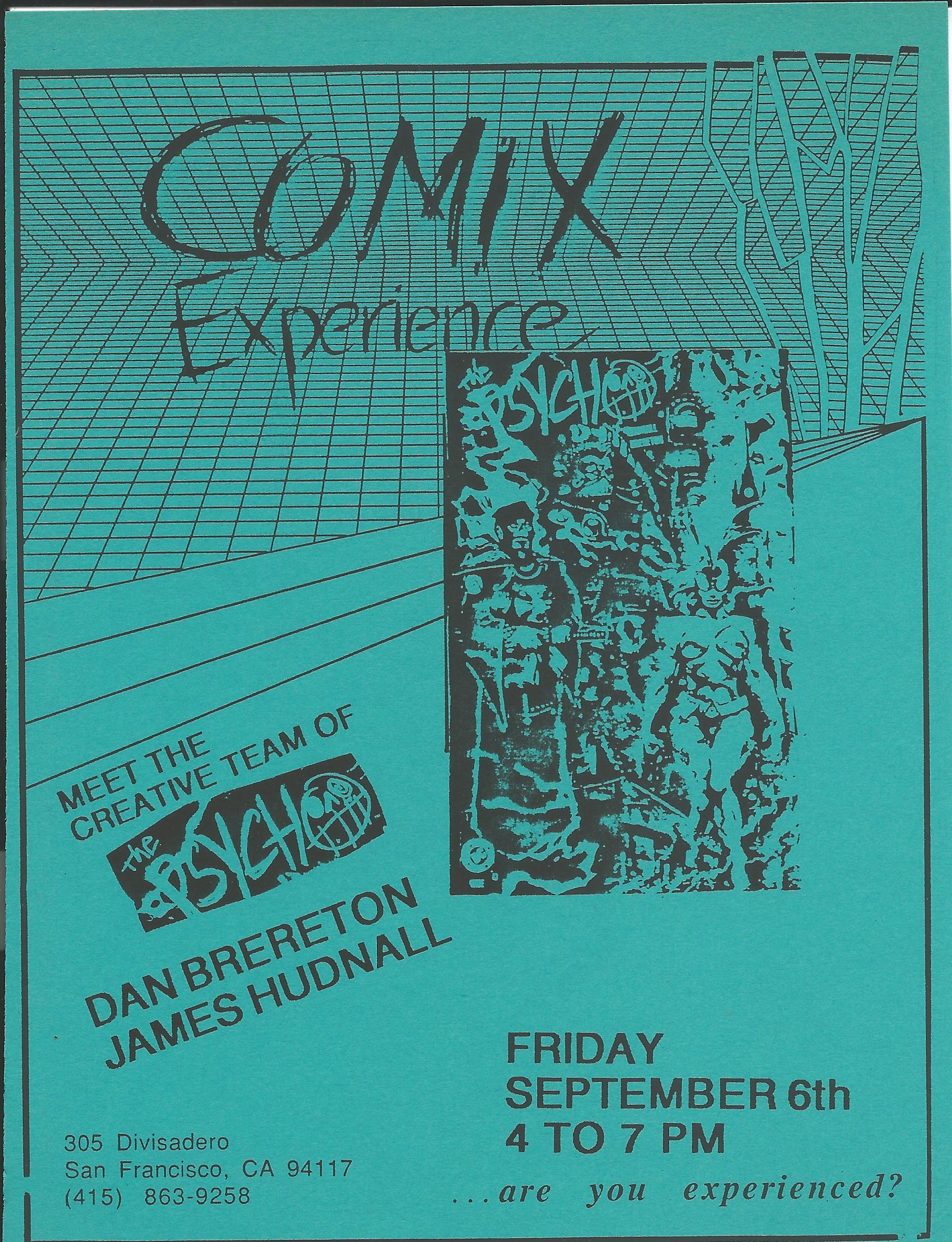 1991 0906 Dan Brereton and James Hudnall.jpg