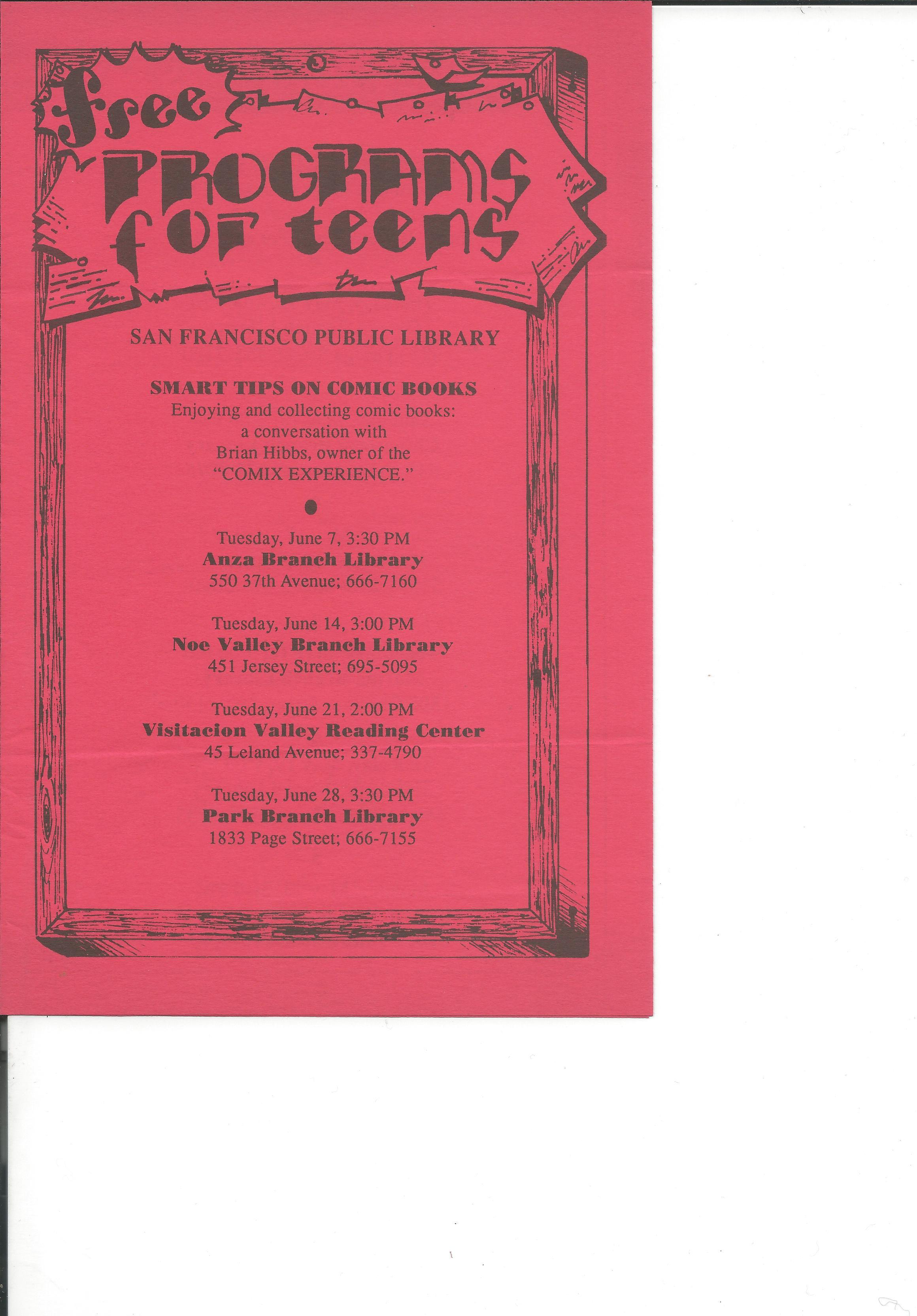 1994 June Library programs.jpg