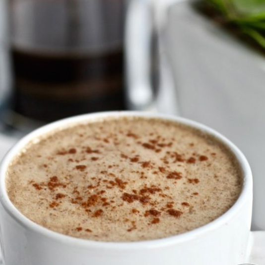 Coconut Oil Cinnamon Coffee Creamer
