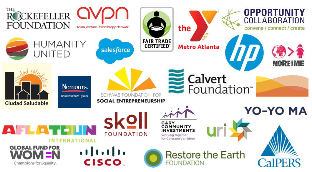 SVT - The Rockefeller Foundation, AVPN, SalesForce, Cisco, Impact Management